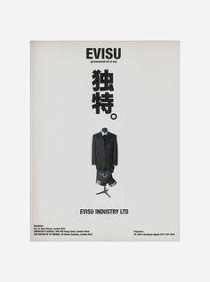 71de261def2f The Face - February 1995 Evisu