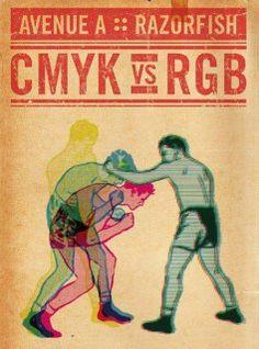 CMYK X RGB