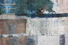 cas holmes textiles: High Water reflections from the Old to the New Year