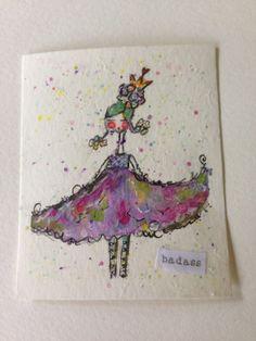 Creative Girl @Lesley Howard St Clair