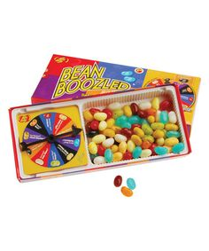 Another great find on #zulily! 'Beanboozled' Jelly Bean Snack Game #zulilyfinds