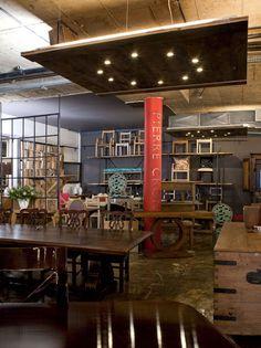 The new Pierre Cronje showroom in Johannesburg, South Africa. Fine Furniture, Wood Furniture, Showroom, South Africa, Flooring, Interior Design, Home, Timber Furniture, Nest Design