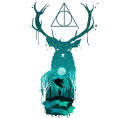Harry-Potter by OutroArtista.deviantart.com on @DeviantArt