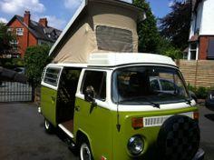 VW Campervan T2 Bay Window | eBay