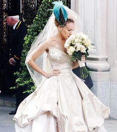 SATC wedding