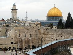 Jerusalem - The Temple Mount