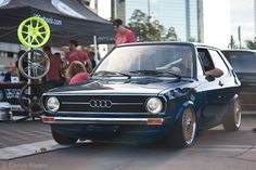 pics I take are tagged mine. Audi Sport, Polo, Mk1, Old Cars, Vehicles, Sports, Wheels, Autos, Hs Sports