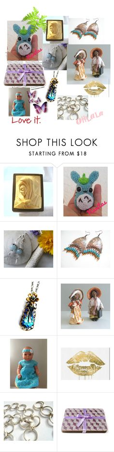 """""""Gifts for Her - Gifts for Him - Gifts for Baby"""" by afloralaffair-1 ❤ liked on Polyvore featuring interior, interiors, interior design, home, home decor, interior decorating, Ghibli and Oliver Gal Artist Co."""