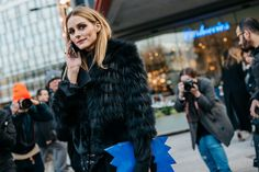 Street Style LFW - Olivia Palermo
