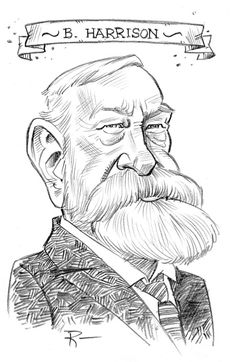 Tom's MAD Blog! » Blog Archive » Presidential Caricatures #23 ...