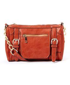 677d243826bb5 Brown Frilly Crossbody Bag Brown Bags, Weekender Bags, Purses And Bags,  Crossbody Bag