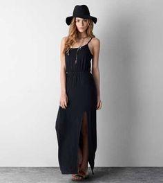AEO Cinched Maxi Dress