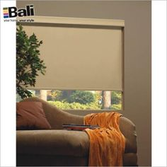 This Bali Blackout Roller Shade is perfect for helping holiday guests sleep soundly.       We <3 Thanksgiving Sales Week! See all the Black Friday and Cyber Monday Sales on designer Window Coverings and Wallpaper here: http://www.americanblinds.com/control/infopage?page=currentpromotions.html