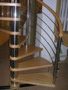 Staircase Banisters Railings Check out deck railing ideas at http://awoodrailing.com