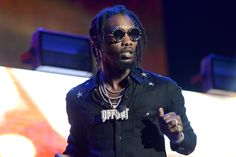 Migos rapper Offset buys car for man who helped him during car wreck Migos Rapper, Bodak Yellow, Cardi B, Police Officer, Michael Jackson, Rally, Celebrity News, Pop Culture, Natural Hair Styles