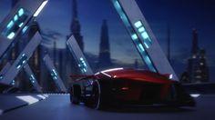 TORQ —беспилотный гоночный автомобиль - Автошоу - Cardesign.ru