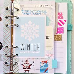 Follow me as I decorate my Kiki.k planner week by week @thelittleknot Filofax