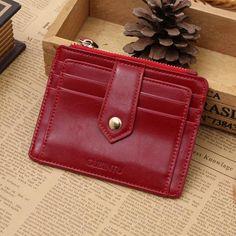 GUBINTU Business Men Credit Card Holder Purse Minimalist Women Card Wallet Brand Handbag Wallet Cover For Documents- BID071 PR49