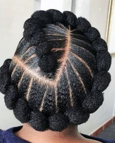 Side Braids Hairstyles for African American black Women. #braids #sidebraids #braidedhairstyles #blackwomenhairstyles #hairstyles #cornrows Black Women Hairstyles, Braided Hairstyles, New Hairstyles, Natural Hairstyles
