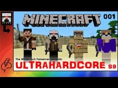 Ω Mindcrack Fanserver UHC 001 -S09- [UltraHardcore Minecraft] Let's play with OmegaRainbow