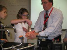 Mr. Williams 6th Grade Science Blog: The Electrolysis of Water