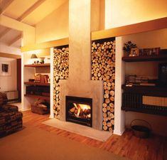 Contemporary and traditional open fires shown with a selection of stone, timber and marble surrounds. Jetmaster Fireplace, Fireplaces, Hunter Stoves, Contemporary Fireplace Designs, Wall Fires, Fire Basket, Quirky Decor, Open Fires, Wood Burner