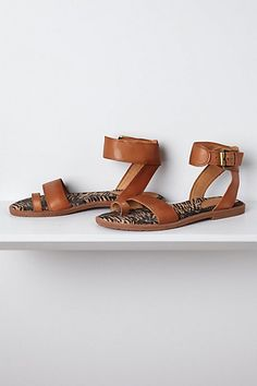 Sasha Toe Loop Sandals #anthropologie