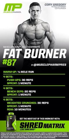 Fat Burner #87