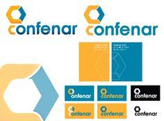 Concepção e idealização da nova marca  da Confenar
