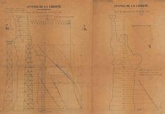 Il progetto originale della Statua della Libertà di Gustave Eiffel La Smithsonian Magazine racconta la storia dei progetti originali, creduti perduti...