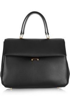 marni structured leather tote $1210