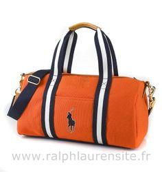 polo ralph lauren sac le fourre tout mode mode orange Sac Bandoulière Ralph  Lauren 93ba9ad61f5