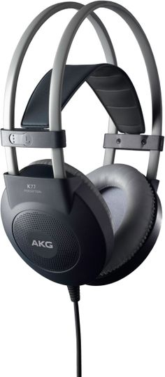 01920c1f702 AKG K77 Perception Series Headphones The K77 Perception Series headphones  are the perfect match for home
