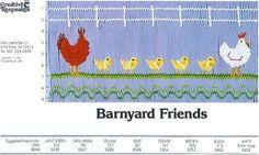 Creative Keepsakes - Barnyard Friends