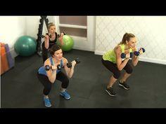 Heidi Klum Workout, Bridal Body, Class FitSugar
