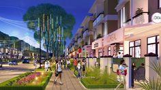BÁN BIỆT THỰ LIỀN KỀ DƯƠNG NỘI: Tiện ích dự án An Phú Shop Villa Nam Cường