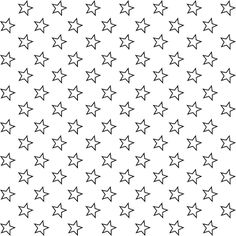FREE digital black-and-white star scrapbooking paper: printable DIY wrapping paper
