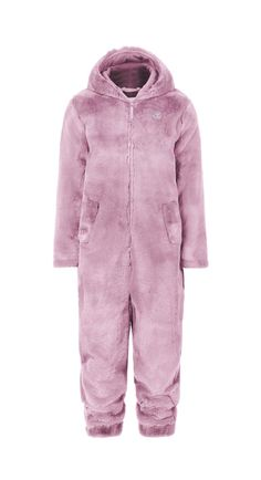 The Boss Onesie Vintage Pink is designed for extreme coziness and a confident look on the chilliest days. For men and women. Made from faux fur. Cosy Outfit, Fur Accessories, Vintage Pink, School Outfits, Female Models, Things To Buy, Onesies, Boss, Winter Jackets