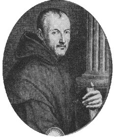 [Old painting of Marin Mersenne]