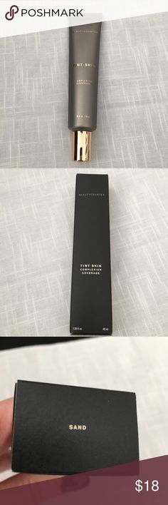 Beautycounter Tint Skin Complexion Coverage NIB Beautycounter Tint Skin Complexion Coverage in Sand - NIB Beautycounter Makeup Foundation