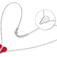 Swatch Bijoux Look-Into-My-Heart-Pendent JPR006-U - 2004 Spring Summer Collection