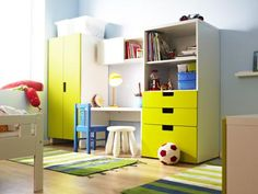 Our Playroom Ikea Stuva And Trofast Storage For The Big