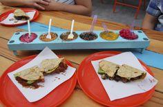 The Kraken  Marlin Pibil Tacos. From Tacos Kokopelli, Tijuana.