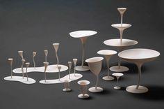 Louis xxi, porcelaine humaine, andrea branzi | Sèvres, Cité de la céramique