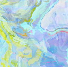 "abstract painting ""Water Music""  FinnellFineArt"