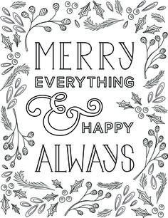 MerryEverythingHappyAlways