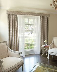Pencil Pleat Curtains With Pelmet A Tape Heading That Is