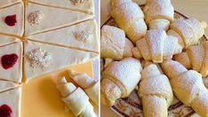Famózní domácí croissanty s luxusní naplní připravené bez vajec! | Vychytávkov