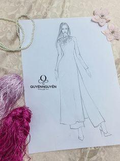 Dress Design Drawing, Dress Design Sketches, Fashion Design Sketchbook, Fashion Design Drawings, Vintage Fashion Sketches, Fashion Illustration Shoes, Dress Illustration, Beginner Henna Designs, Wedding Dress Sketches
