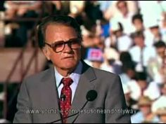Billy Graham excuses part 4 of 4